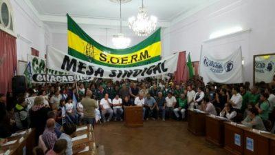 Chacabuco: El Intendente suspendió la Fiesta del Maíz para respaldar a trabajadores despedidos