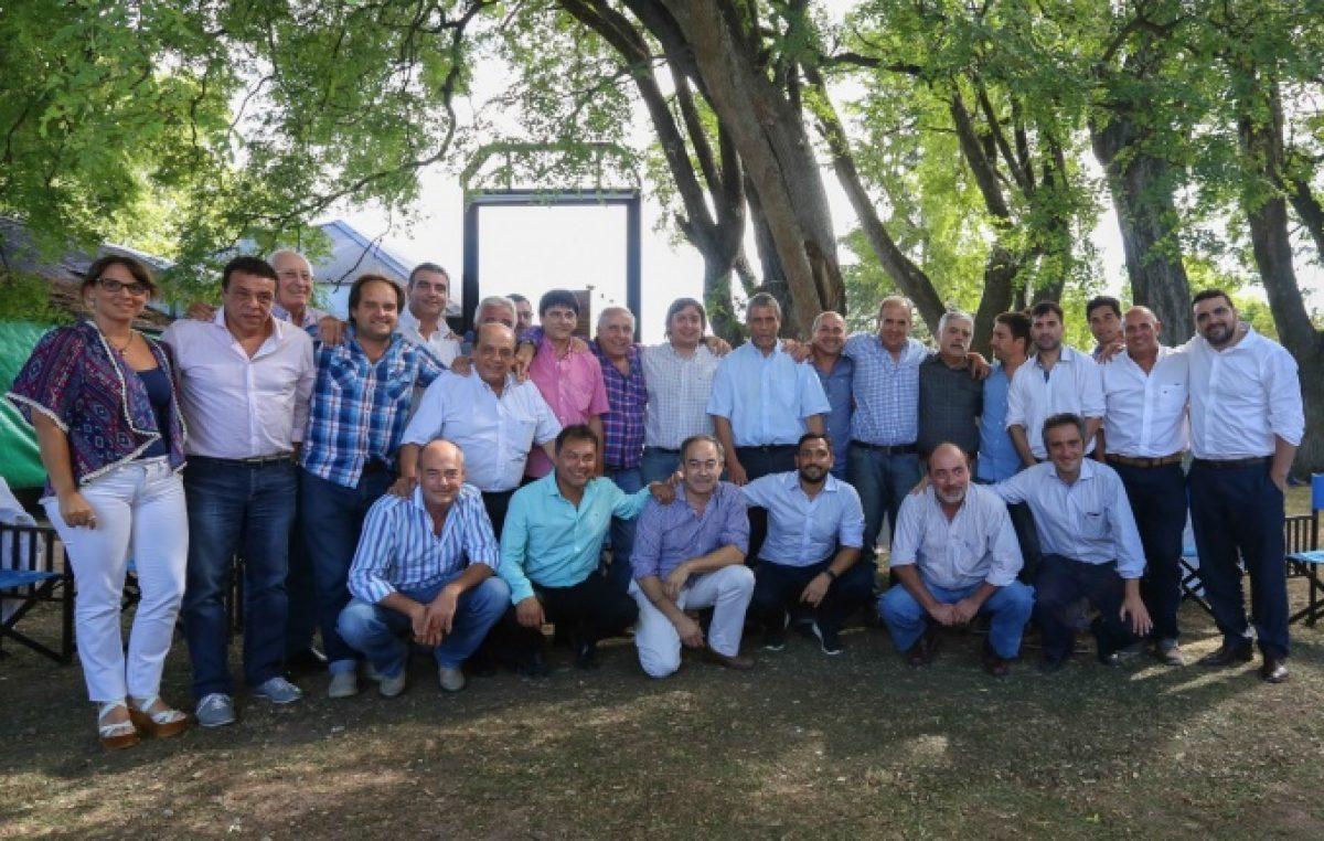 """Vuelve a reunirse el """"grupo Caballito"""", con la premisa de juntar a más de 30 intendentes"""