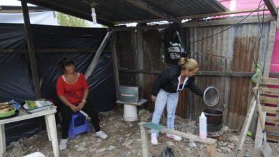 Según una investigación, ¿cuánto necesita una familia tipo para no caer en la pobreza?