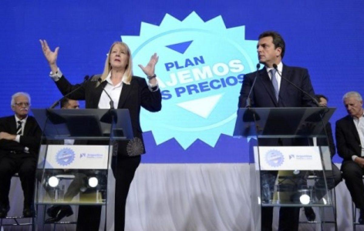 """La iniciativa massista """"Bajemos los precios"""" ya se pone en práctica enGeneral Las Heras"""
