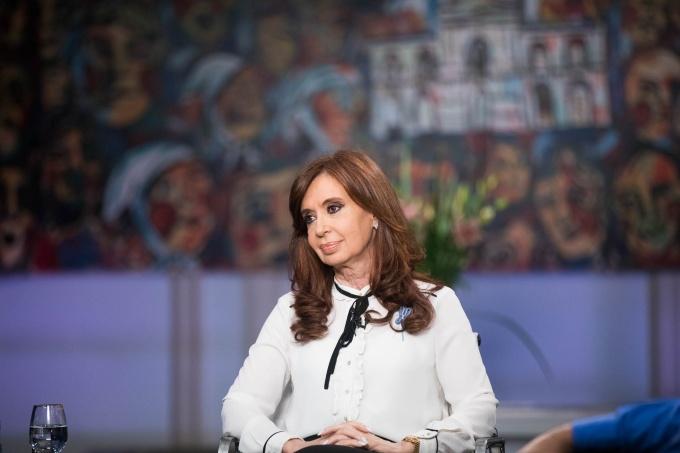"""Cristina: """"Si es necesario que sea candidata para darle más votos a esta propuesta, lo soy"""""""