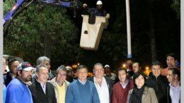 El intendente de Quitilipino puede pagar sueldos y el Gobierno lo asistió