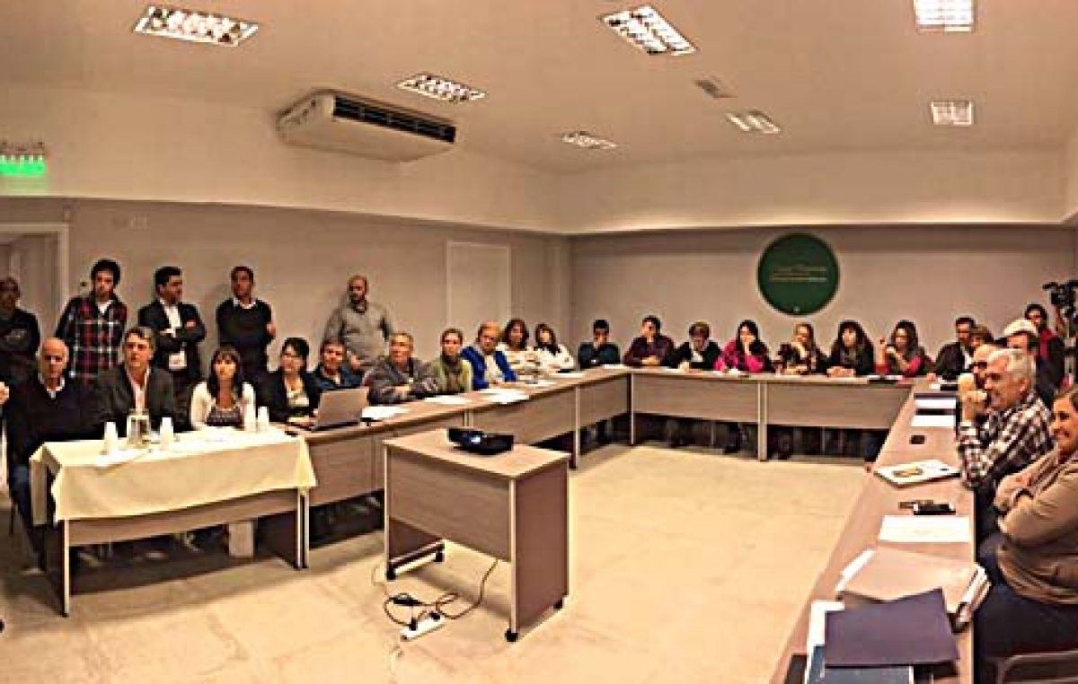 Otra reunión para incorporar a Mar del Plataal Fondo del Conurbano