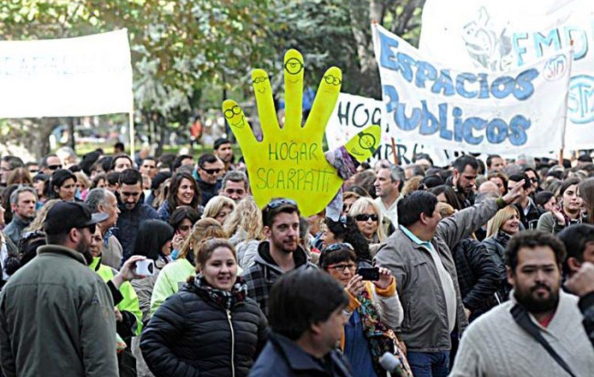Se inicia una nueva semana sin solución en el conflicto con trabajadores municipales marplatenses