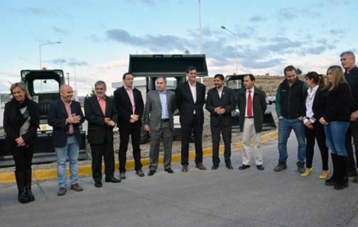 Chubut: El Girsu tiene nuevas maquinarias valuadas en 10 millones de pesos