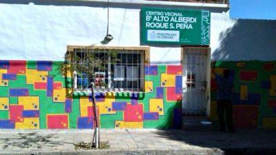 En la ciudad de Córdoba, los barrios laten fuerte