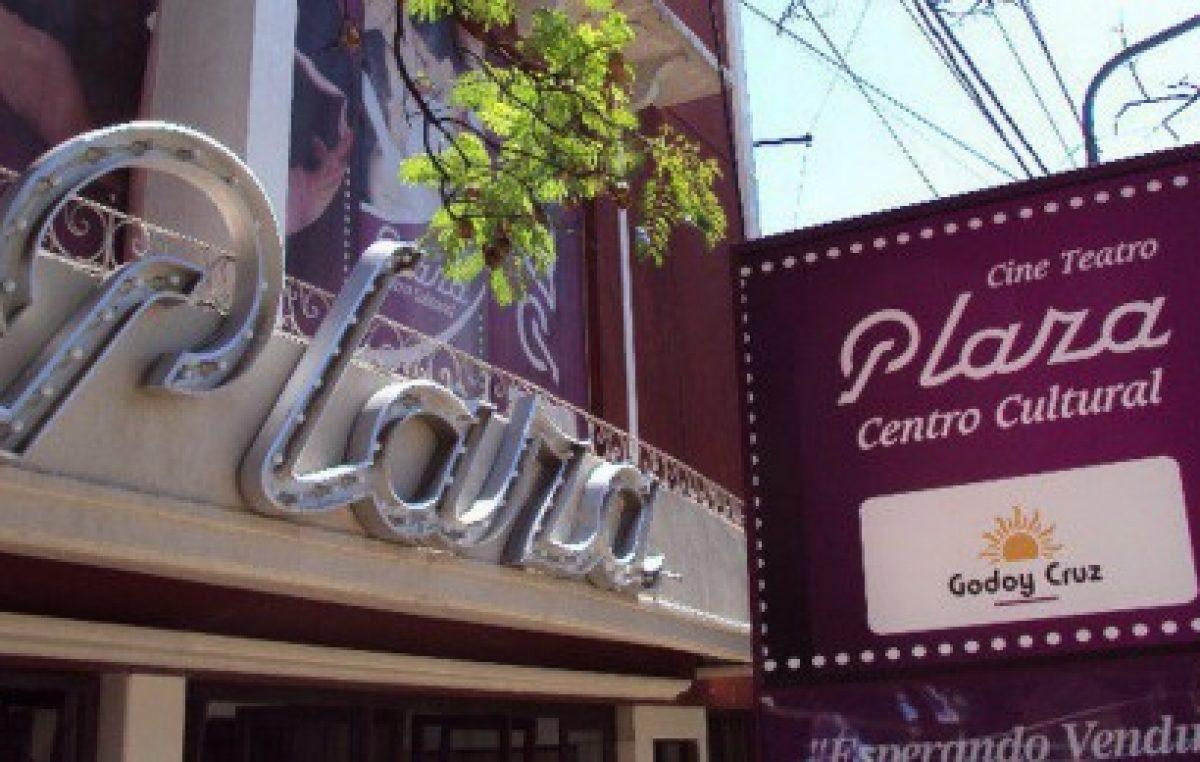 Godoy Cruz compró el Teatro Plaza por $16,5 millones