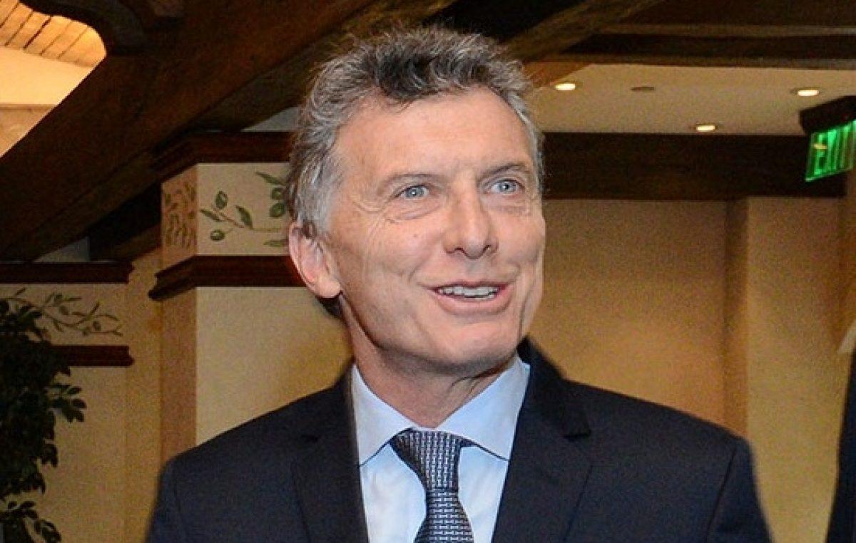 ¿Cuánto va a cobrar Mauricio Macri luego de las paritarias?