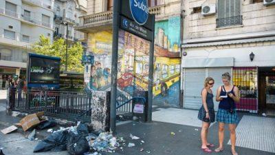 Alerta ecológica: sólo el 22% de los porteños separa los residuos