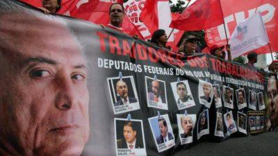 La Corte Electoral puede destituir a Temer el 6 de junio