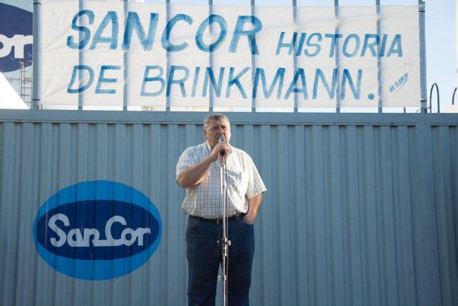 SanCor cerró su planta en Brinkmann