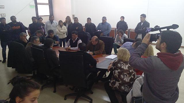 La paritaria municipal de Río Gallegos pasó a un cuarto intermedio