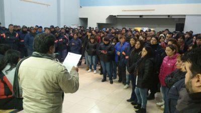 Comuna de Río Gallegos analizará el pedido del SOEM de un aumento del 25%