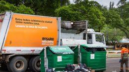 Rosario: Crece el gasto en recolección y seguridad, según un relevamiento privado