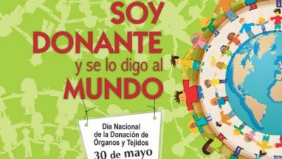 30 de Mayo: Día Nacional de la Donación de Órganos