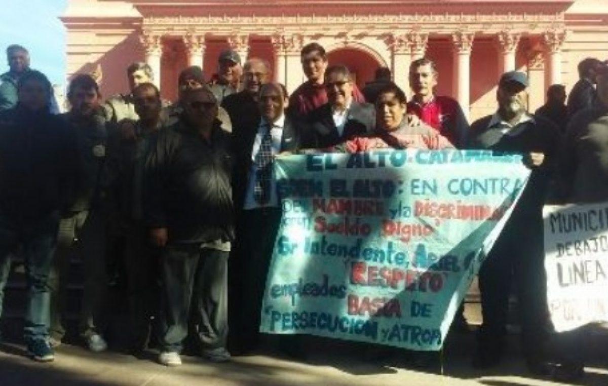 El SOEM El Alto pidió intervención a Saadi