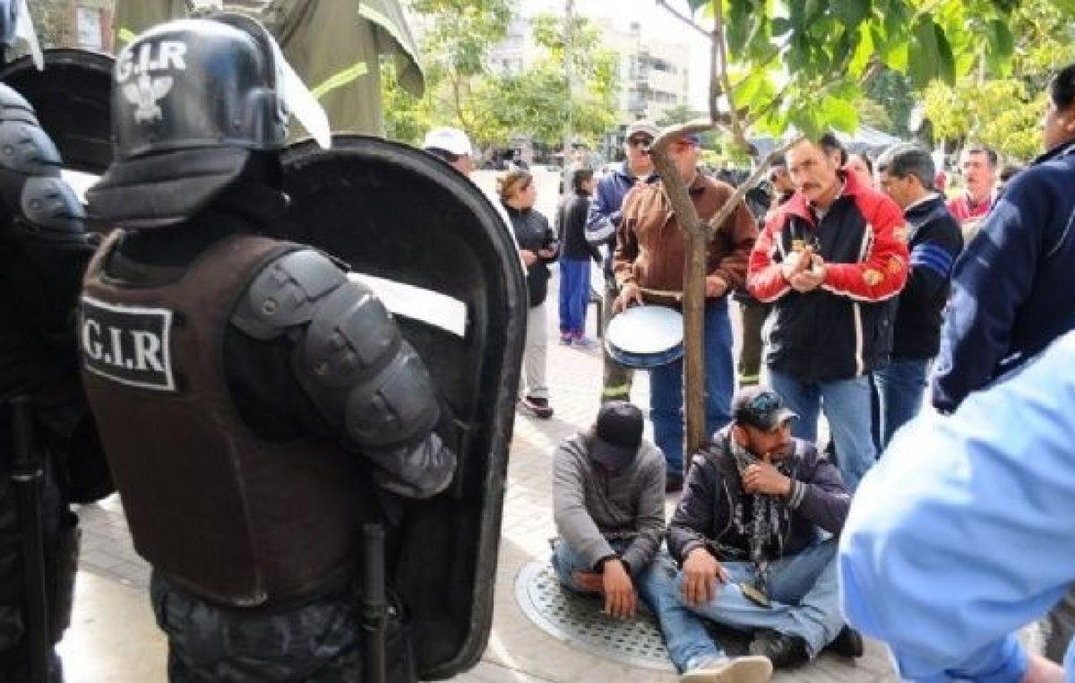 Se destrabó el conflicto con los municipales de El Alto