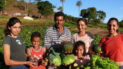 El Gobierno Nacional eliminó la Secretaría de Agricultura Familiar