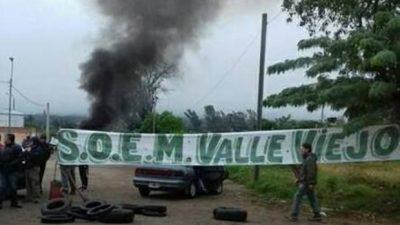 Dictaron conciliación obligatoria por reclamo salarial en Valle Viejo