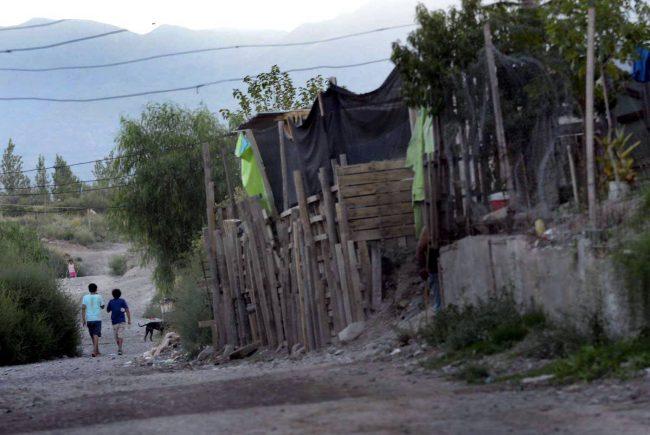 Mendoza tiene 205 barrios con carencias básicas