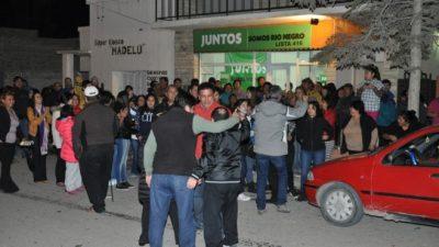 JSRN ganó las elecciones en Jacobacci y Maquinchao