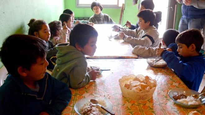 Crece la demanda en los comedores de Neuquén por aumento de la pobreza infantil