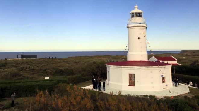 Viedma: El Faro de Río Negro se convirtió en Patrimonio de la Humanidad