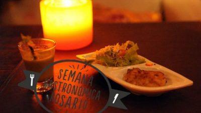 Más de 80 bares y restaurantes en la Semana Gastronómica 2017, Rosario