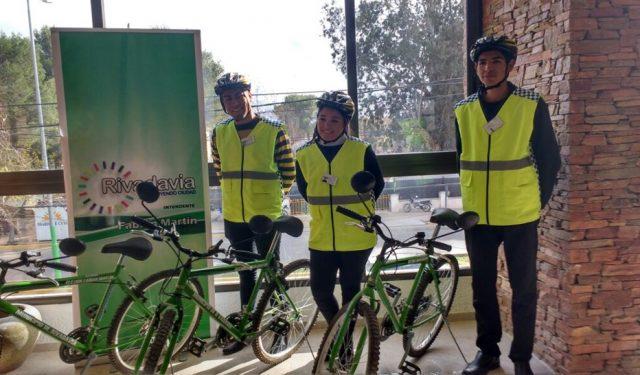 Rivadavia: inspectores municipales a las calles para controlar el tránsito