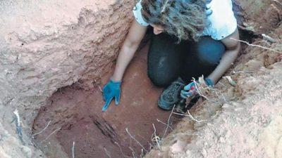 Un paso en la búsqueda de desaparecidos en España