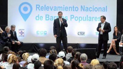 Corrientes será la primera en tener Barrios Populares