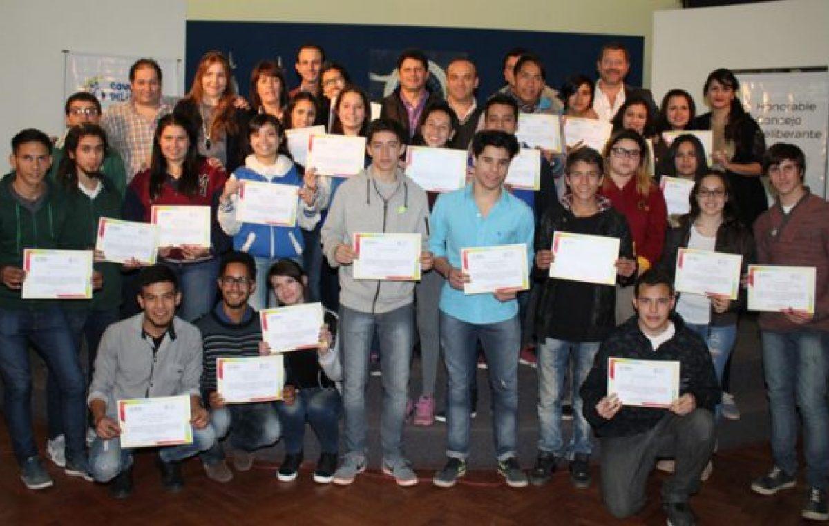 Concordia se prepara para la edición 2017 del Concejo Deliberante Juvenil