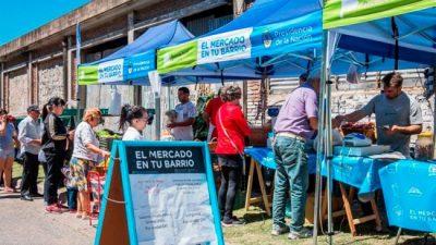 Habrá ferias de alimentos en diversos barrios de Paraná para generar precios más bajos