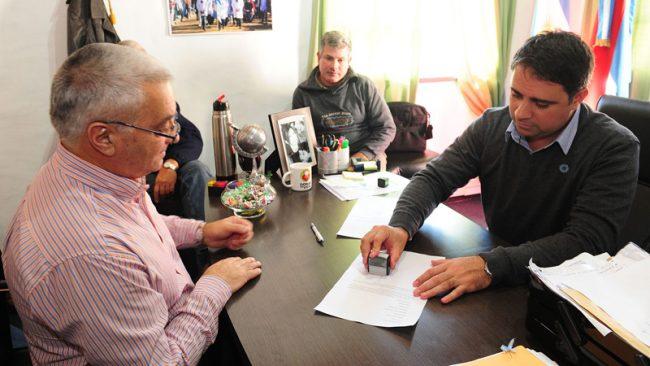 Municipales de Pueblo Belgrano aceptaron la propuesta salarial