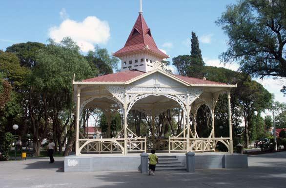 Crearán en el Municipiode Trelew el puesto de «cuidadores de plazas y parques»