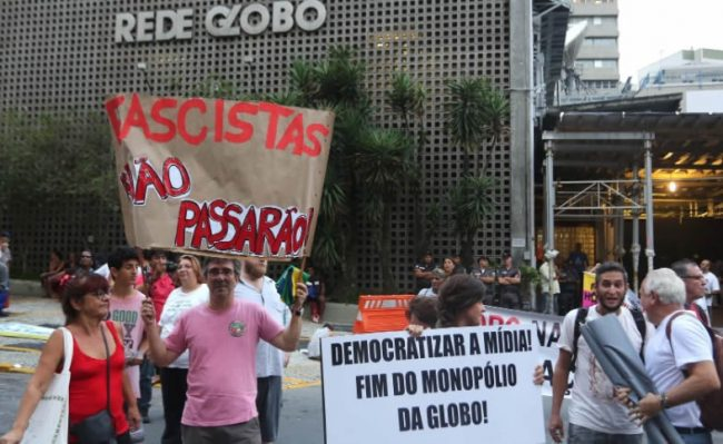 Un Globo reventado