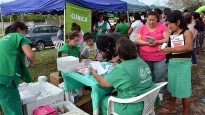 Córdoba: Médicos comunitarios, 4 meses sin cobrar salarios