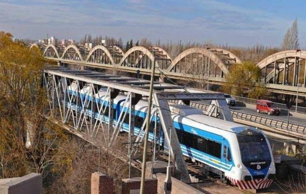 Apoyo al Tren del Valle ante la falta de financiamiento de Nación
