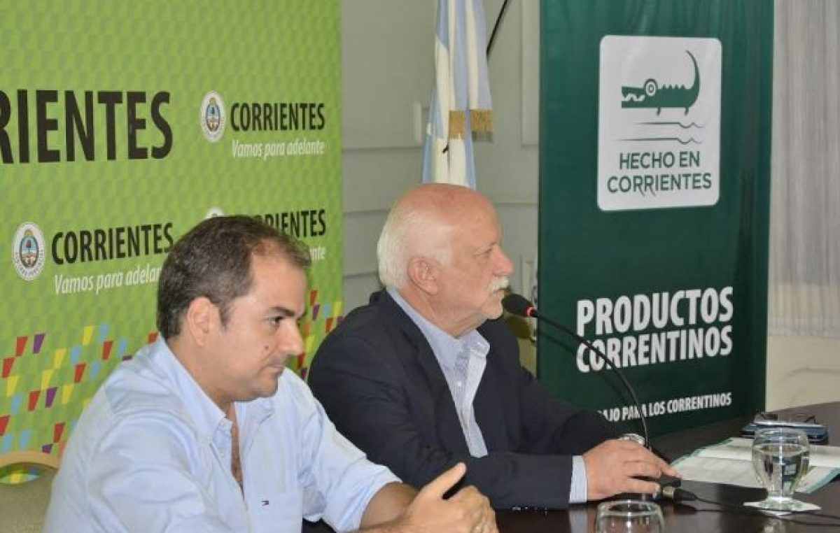 Corrientes promueve un plan de compras locales