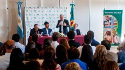 Florencio Varela celebró una histórica reducción de la tasa de mortalidad infantil