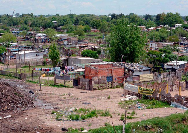 El 4% de las villas miseria del país están en Córdoba
