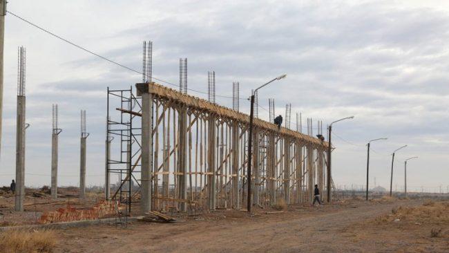 Centenario les saca el terreno a los dueños que no edifican