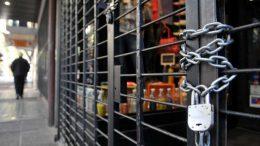 Cerraron 32 comercios en Madryn durante el primer cuatrimestre del año