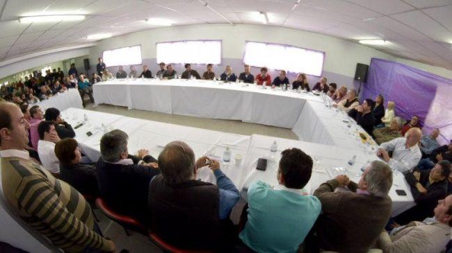 Los intendentes de la cordillera rescataron el diálogo directo con el Gobiernode Chubut
