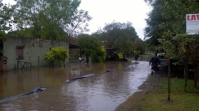 Corrientes tiene más de mil evacuados por las inundaciones