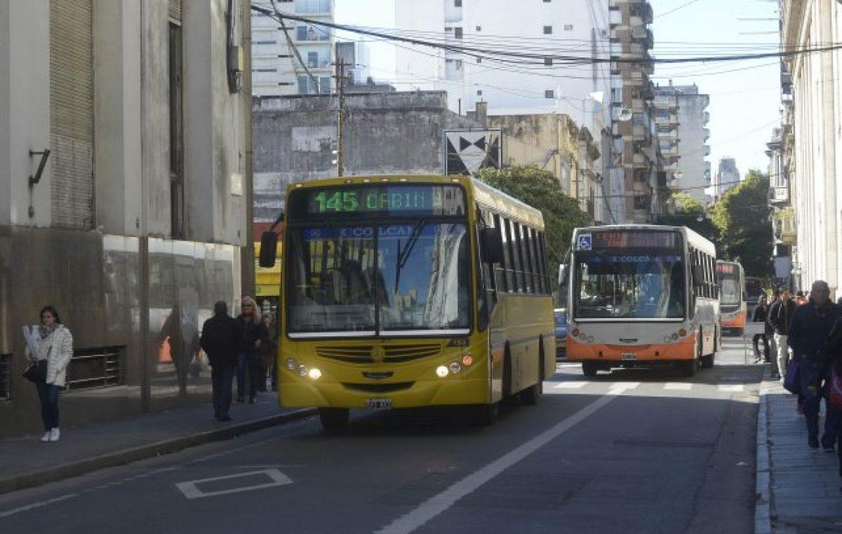 Rosario: Crece la preocupación por el ajuste de subsidios de Nación al transporte