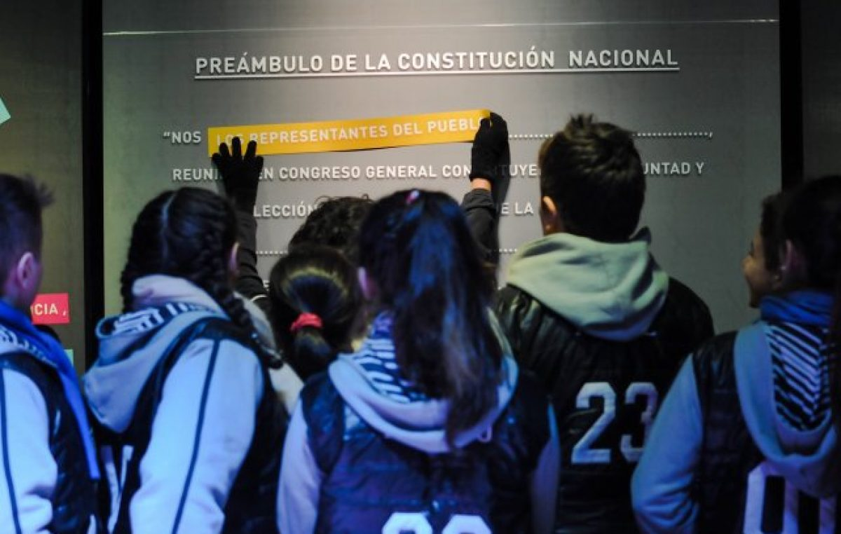 """""""Santa Fe, Ciudad de la Constitución"""" presente en Tecnópolis Federal"""