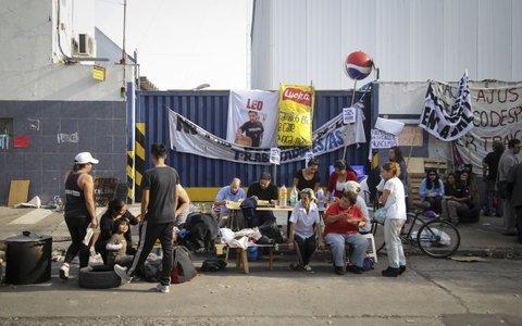 Con ocupación de fábricas y más despidos, crecen los conflictos laborales