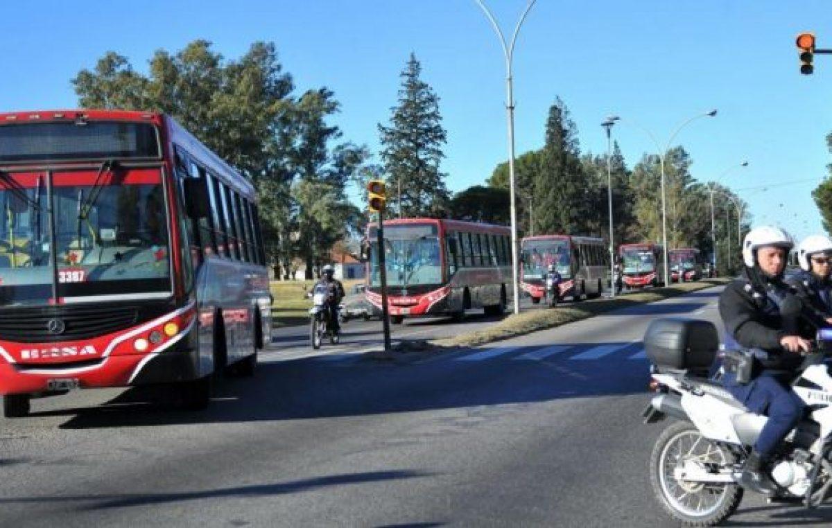 Córdoba: Iniciativa operativa, política y legal por el transporte