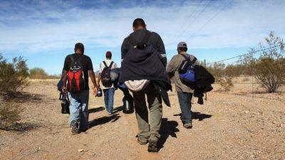 Trump contra los migrantes